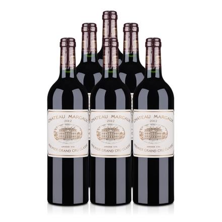 (列级庄·名庄·正牌)玛歌城堡2012干红葡萄酒750ml(6瓶装)