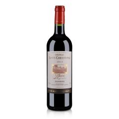 【海外直采】法国圣克里斯多夫堡干红葡萄酒 750ml