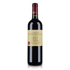 (酒仙直采·中级庄)法国洛克维城堡红葡萄酒750ml