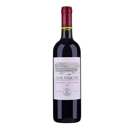 智利拉菲巴斯克卡本妮苏维翁红葡萄酒750ml(又名:华诗歌)