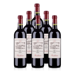 法国拉菲尚品波尔多法定产区红葡萄酒(ASC正品行货)(6瓶装)