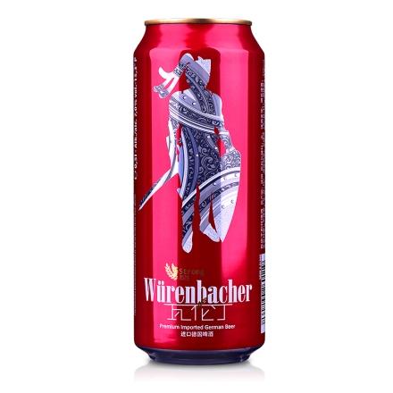 德国瓦伦丁烈性啤酒500ml