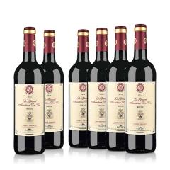 法国酒星干红葡萄酒750ml(6瓶装)