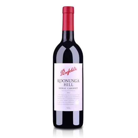 澳大利亚奔富寇兰山赤霞珠西拉红葡萄酒750ml(又名:西拉卡本内)