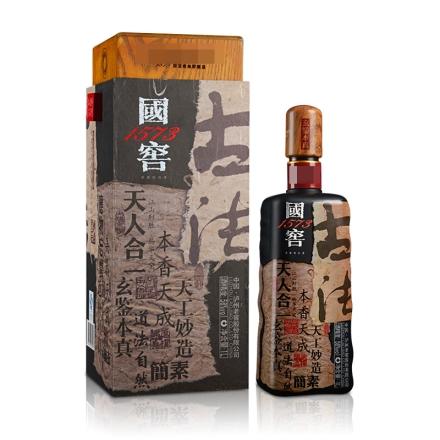 58° 国窖1573   限量版收藏级大师酒 1000ml