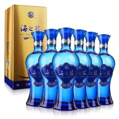 42°洋河蓝色经典海之蓝480ml(6瓶装)
