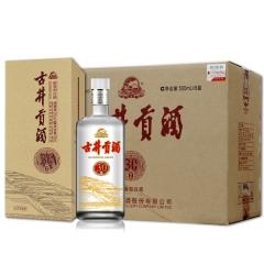 50°古井贡酒30窖龄酒500ml*6