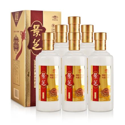 52°景芝福酒 500ml(6瓶装)