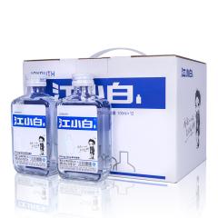 40°江小白清香型高粱酒青春版白酒整箱100ml(12瓶装)