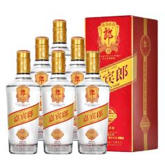 42°吉祥嘉宾郎酒整箱装500ML(6瓶装)