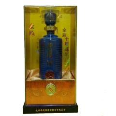 45°西凤金藏10年单瓶装500ML