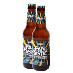 本草园龙精酿翻篇儿精酿啤酒(2瓶装)