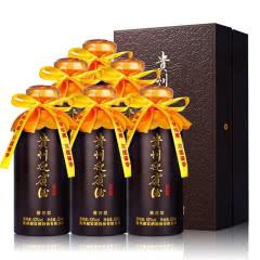 53°贵州迎宾酒鉴藏30酱香型白酒 纯粮植物埋藏法酿造 (整箱装500ml*6瓶)